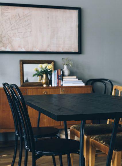 DIY-ruokapöytä