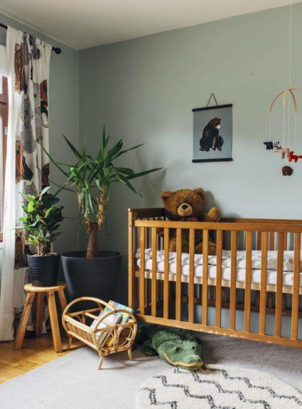 Pieniä päivityksiä lastenhuoneen sisustuksessa