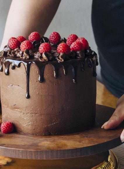 Ehkä maailman paras suklaakakkupohja