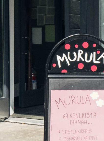 Kirppisvinkki: Lastenvaatekirpputori Murula